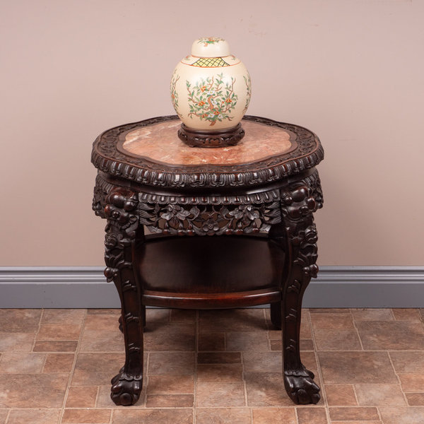 Good Quality Oriental Occasional Table